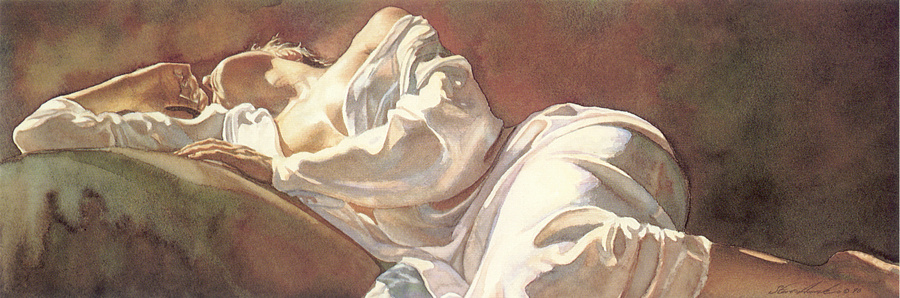 Steve Hanks. Emotional appeal