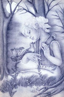 Адриенн Сегур. Маленькая старушка