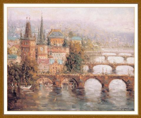 Мостафа Кеухани. Прага