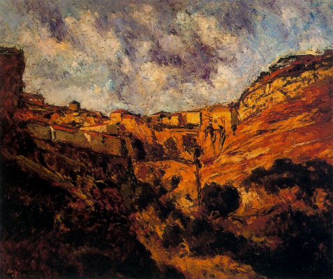 Arturo Souto. Hills