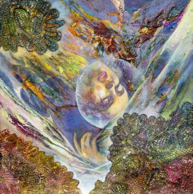 Rinat Salimzyanovich Khanafeev. Full moon