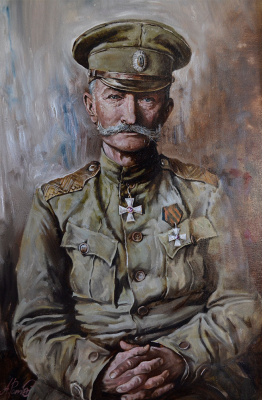"Andrey Romasyukov. General Brusilov. Series ""From the Great War to the Great Troubles"""