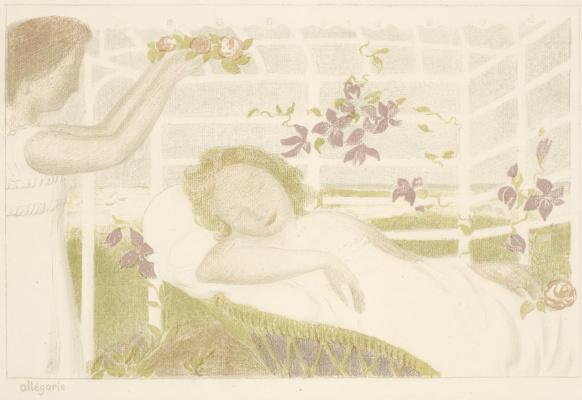 Maurice Denis. Allegory