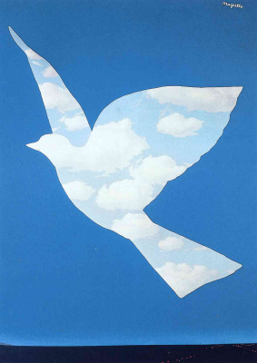 René Magritte. Promise