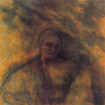 Альберто Донэр. Женщина