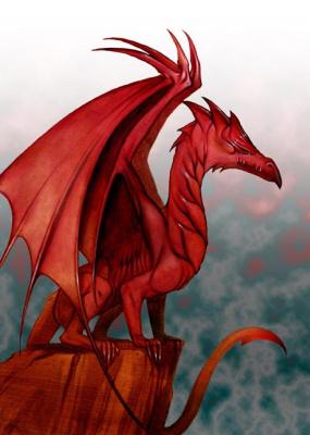 Лоуренс Аллен Уильямс. Красный дракон
