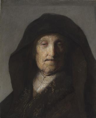 Рембрандт Харменс ван Рейн. Мать Рембрандта
