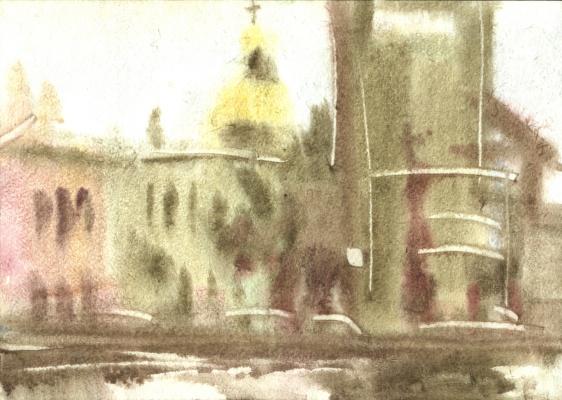 Вячеслав Крыжановский. Washing. DC communication workers