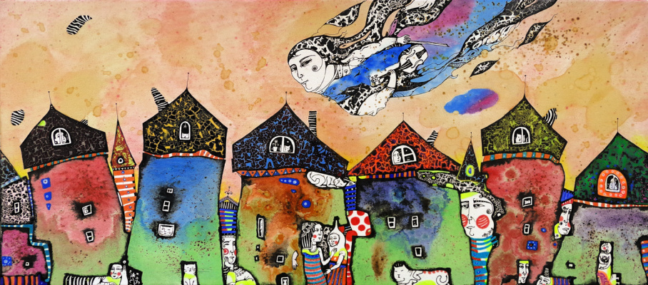 Natalia Pastushenko. Music of a small town-2