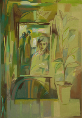 Rumyana Vnukova. Mirror