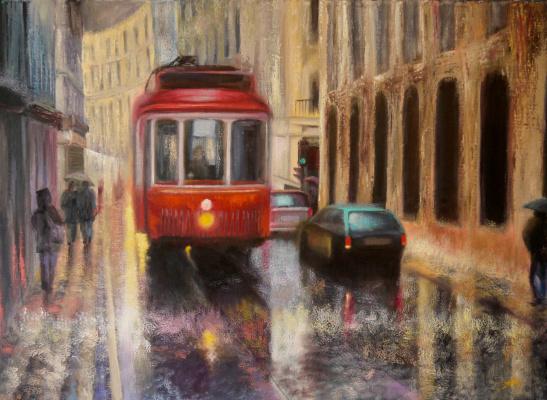 Alexey Chernov. Tram