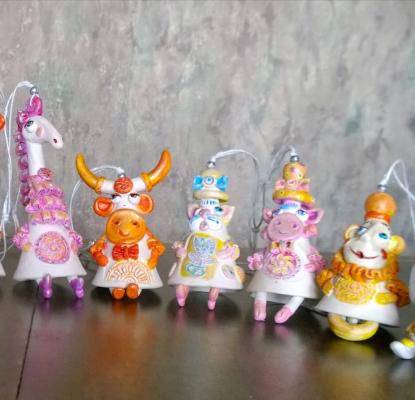 "Ирина Александровна Лычагина. Bells ""12 characters of the year"""