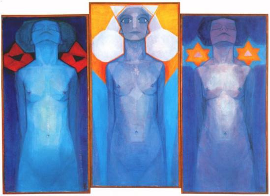 Piet Mondrian. Evolution