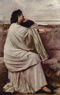 Ансельм Фридрих Фейербах. Ифигения