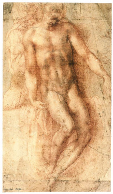 Michelangelo Buonarroti. Lamentation Of Christ