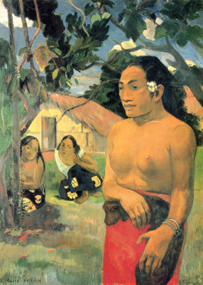 Paul Gauguin. Where are you going?