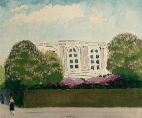 Kees Van Dongen. The pink Palace