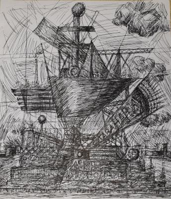 Руслан Шакиров. Architectonics 2
