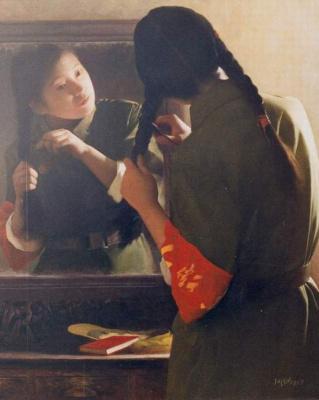 Хан-Ву Шен. Отражение в зеркале