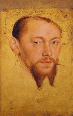 Лукас Кранах Младший. Портрет Морица, герцога Саксонского