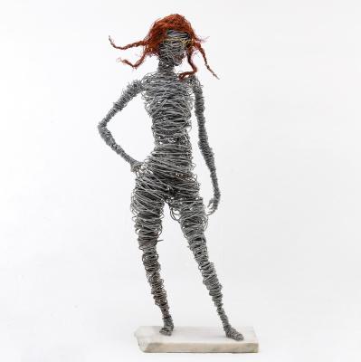 Роман Юрьевич Твердохлебов. Wire girl
