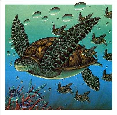 Джеймс Марш. Морская черепаха