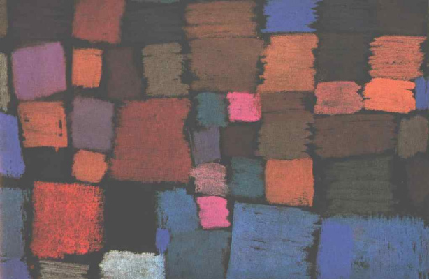 Paul Klee. The approach