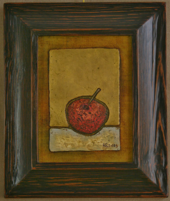 Nikolay Nikolaevich Belonogov. Little apple