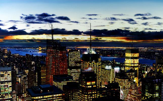 Raffaella Spence. Manhattan