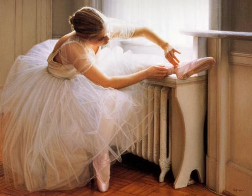 Дуглас Хофманн. Балерина