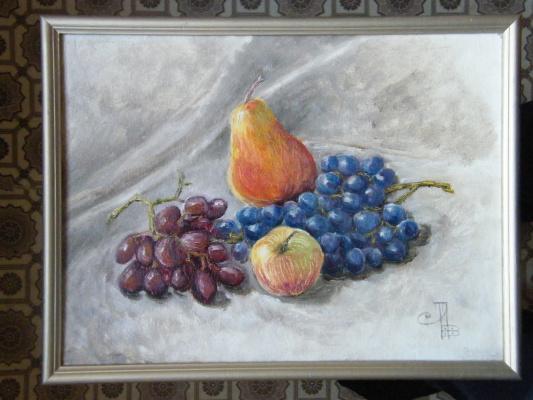 Тамара Лагунова. Виноград