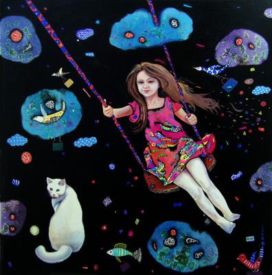 Natalia Pastushenko. Flight