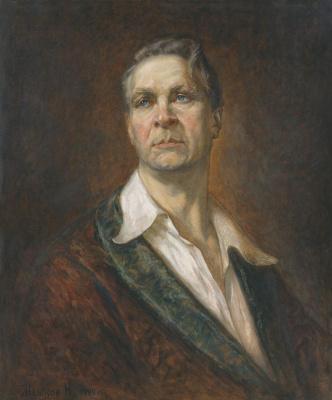 Игорь Геннадьевич Машков. Portrait of F.I. Chaliapin