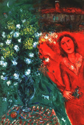 Marc Chagall. Memories of the artist