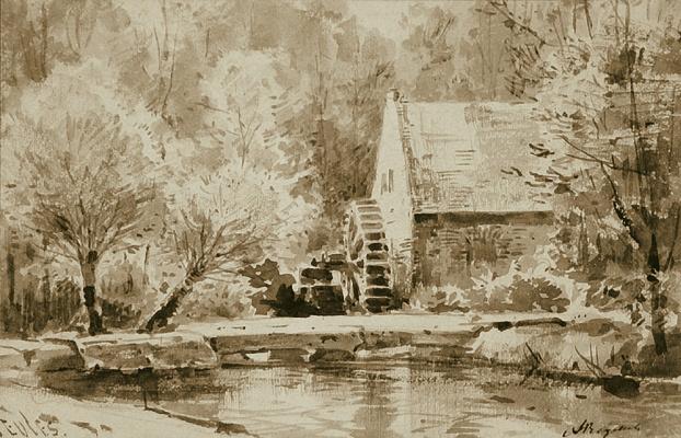 Alexey Petrovich Bogolyubov. Vela Mill