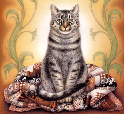 Никола Бейли. Кот