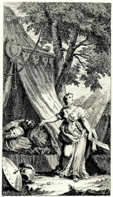 William Hogarth. Judith