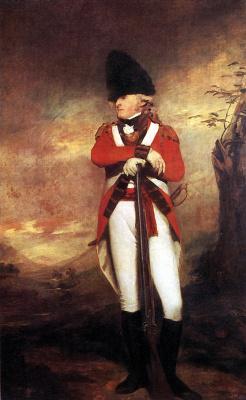 Henry Rebern. Captain Hay Spot