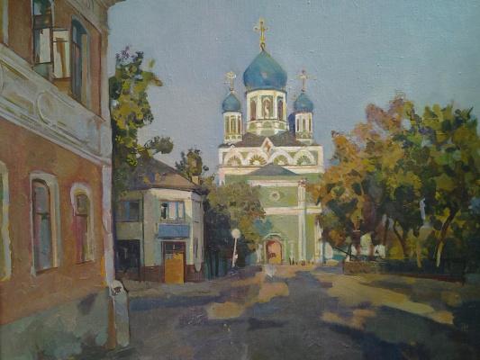 Николай Иванович Климов. Собор