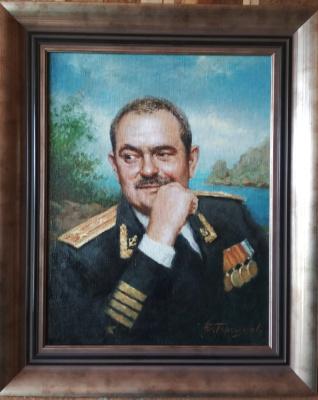 Vladimir PORETSKOV. Portrait for the anniversary