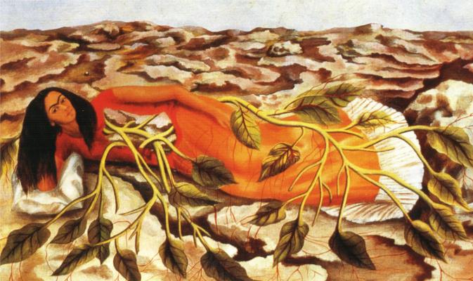 Frida Kahlo. Roots