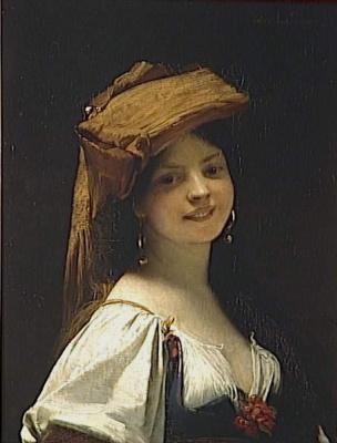 Jules Joseph Lefebvre. June Rius