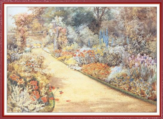 Лилиан Станнард. Дорога в сад