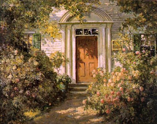 Дверь в сад