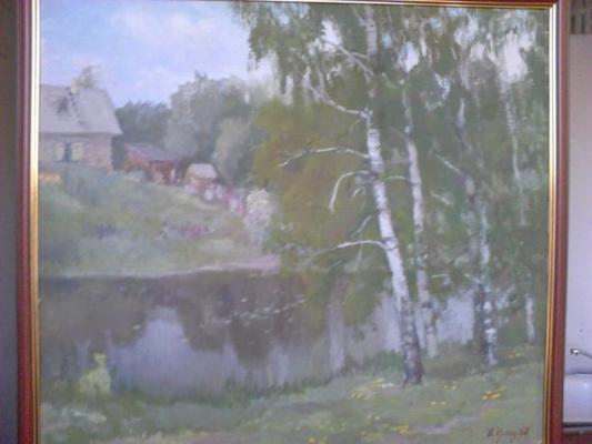 Владимир Павлович Кранц. Лето