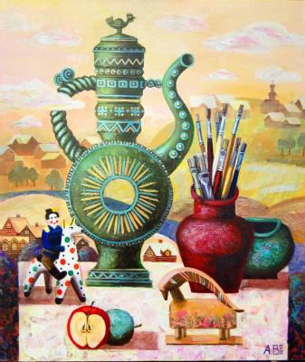 Анастасия Сабадаш. Искусство загородной жизни