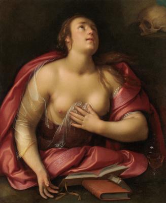 Корнелис ван Харлем. Мария Магдалена