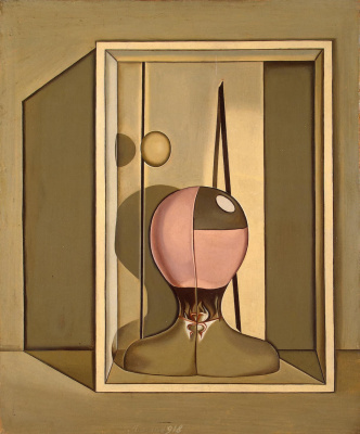 Giorgio Morandi. Metaphysical still life