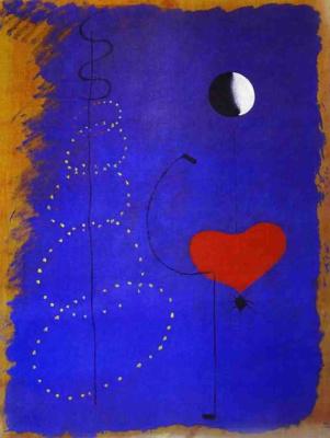 Joan Miro. Dancer