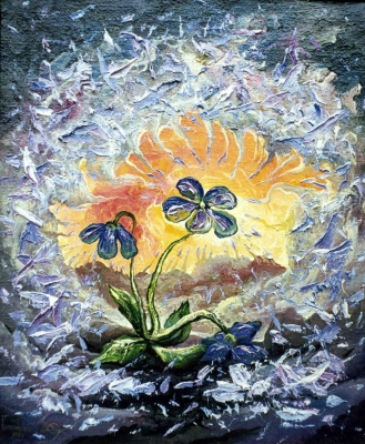 Юрий Владимирович Сизоненко. Evening flowering.